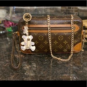 Authentic Louis Vuitton Marly Dragonne GM